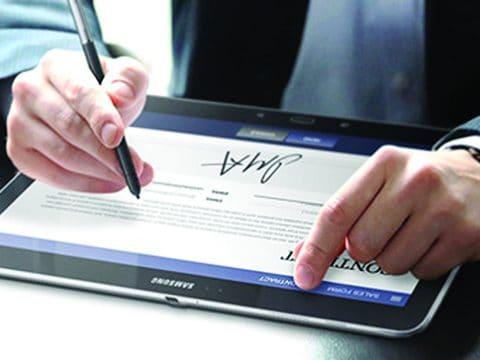 Cách đăng ký chữ ký số cho doanh nghiệp