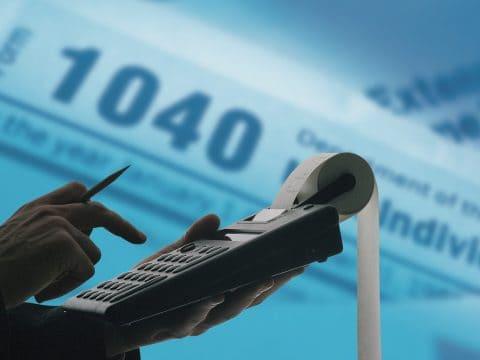Cách khai báo thuế qua mạng của người cho thuê nhà