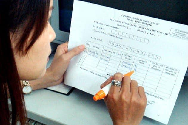 Hướng dẫn làm báo cáo thuế hàng tháng