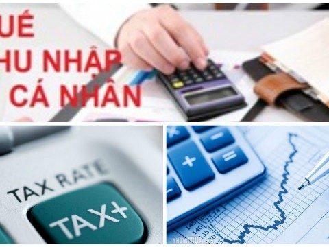 Hướng dẫn kê khai thuế TNCN đối với các doanh nghiệp