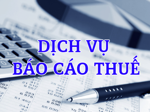 Dịch vụ báo cáo thuế tại Hà Nội