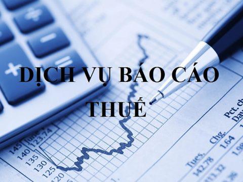 Giới thiệu về dịch vụ khai báo thuế giá rẻ – uy tín