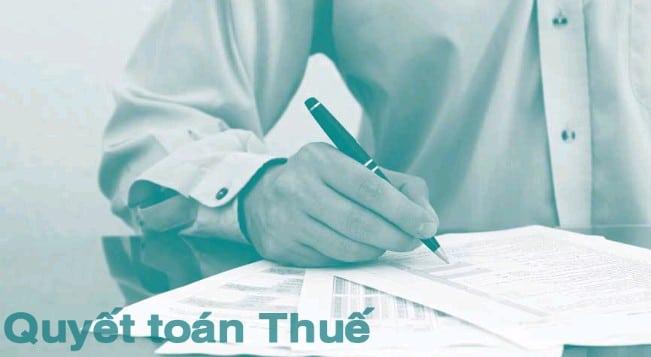 Dịch vụ quyết toán thuế trọn gói - Phạm và Cộng Sự