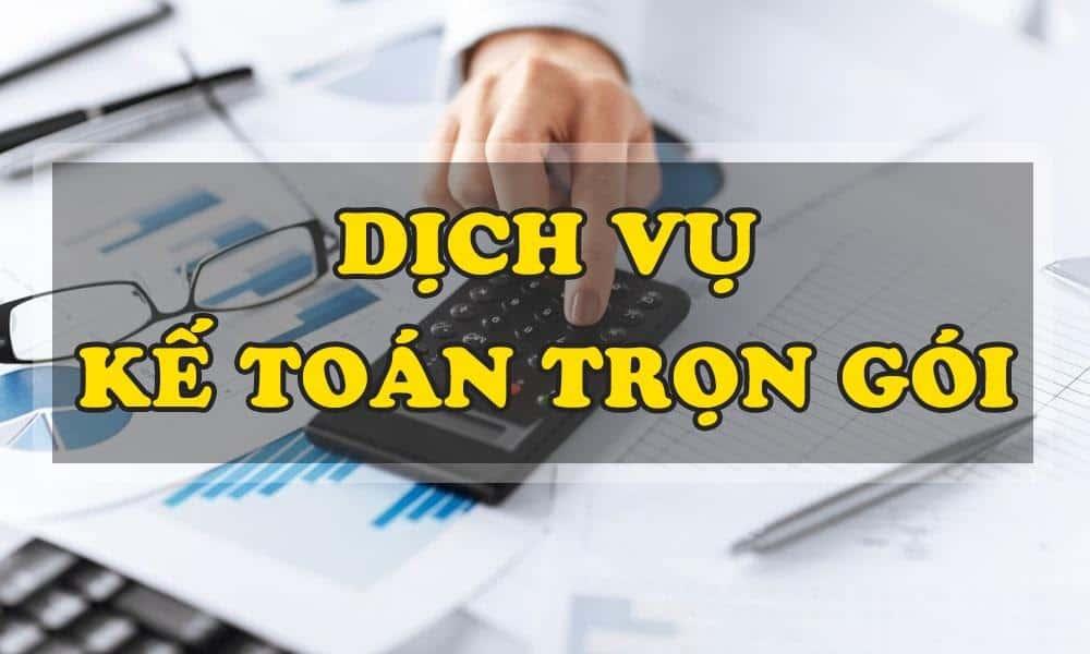 Dịch vụ kế toán thuế trọn gói giá rẻ tại Hà Nội